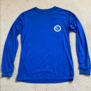 Men's southern tide long sleeve shirt.